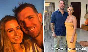 AFL star Dane Swan announces his girlfriend Taylor Wilson is pregnant