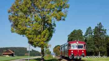 Gnadenfrist für die Fuchstalbahn? - Kreisbote