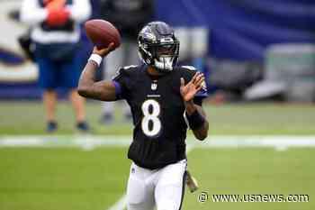 Reports: Ravens QB Lamar Jackson Tests Positive for COVID-19