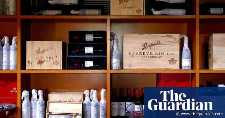 China imposes swingeing tariffs on Australian wine in 'devastating blow' to exporters