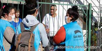 Coronavirus en Argentina: cuántos casos se registraron en General San Martín, Buenos Aires, al 27 de noviembre - Radio Mitre