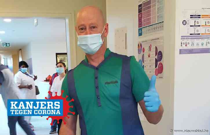 """Ivo (50) ruilt sportdienst voor rusthuis en lanceert oproep: """"Heb je niets om handen, help dan mee in woon-zorgcentrum"""""""