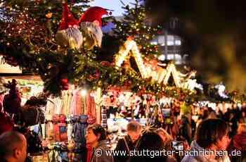 Vorweihnachtszeit in der Corona-Pandemie - Mach's gut, Straßen-Advent - Stuttgarter Nachrichten