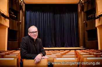 Schauspielbühnen in Stuttgart bis 5. Januar zu - Axel Preuß verlängert Schließzeit - Stuttgarter Zeitung