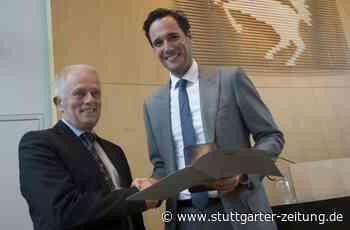 OB-Wahl in Stuttgart: Amtsantritt des OB ungewiss - Stuttgarter Zeitung