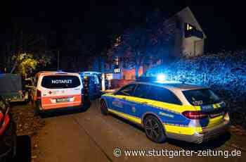 Nach Attacke in Stuttgarter Wohnhaus - Randalierer landet in der Psychiatrie - Stuttgarter Zeitung