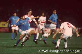 Zum Tod des Fußballidols: Wie beim VfB Stuttgart um Diego Maradona getrauert wird - Stuttgarter Zeitung