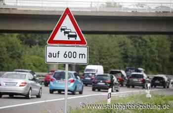 Ausbau B 27 bei Stuttgart: 2030 könnte der Verkehr rollen - Stuttgarter Zeitung
