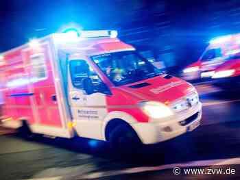 Zwei Arbeiter beim Sturz mit Walze verletzt - Stuttgart & Region - Zeitungsverlag Waiblingen