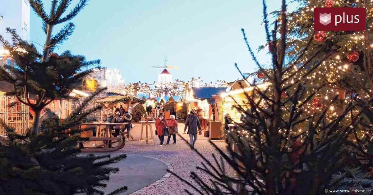 Friedrichshafen streicht nun auch die Weihnachtsstadt - Was stattdessen geboten wird - Schwäbische
