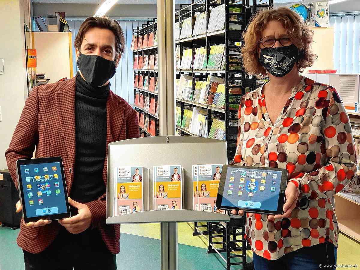 Friedrichshafen: Medienerziehung in Corona-Zeiten wichtiger denn je: Klasse!-Projekt des SÜDKURIER digital im Unterricht mit Tablets einsetzbar - SÜDKURIER Online