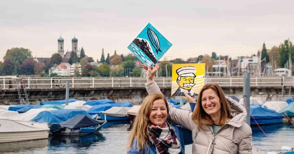 Neues Friedrichshafen-Memory zu kaufen | schwäbische - Schwäbische