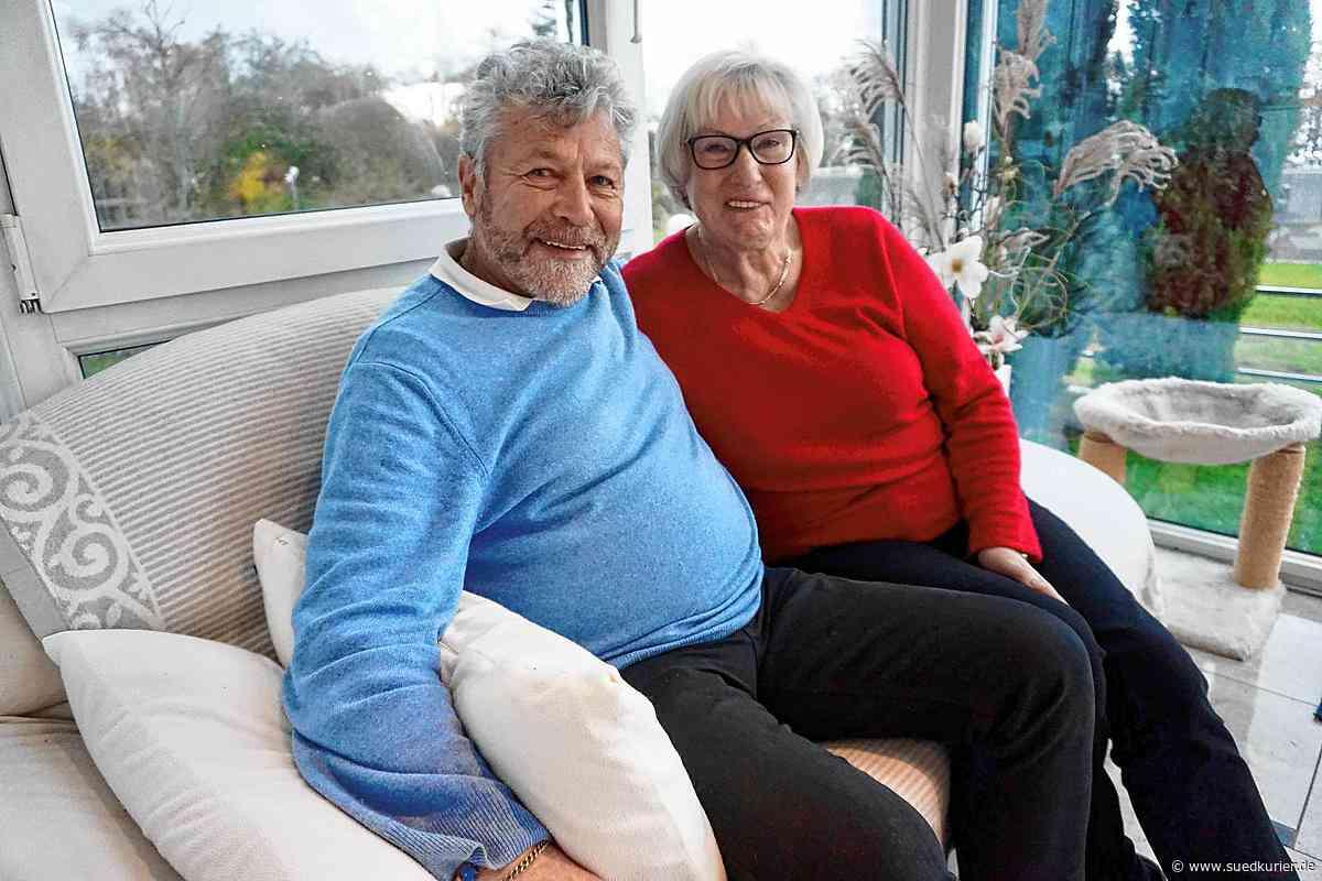 Friedrichshafen: Nach 43 Jahren gehen Stärr-Schorsch und Frau Christine in Rente. Den bekannten Fischbacher Biergarten übernimmt ihr Sohn - SÜDKURIER Online