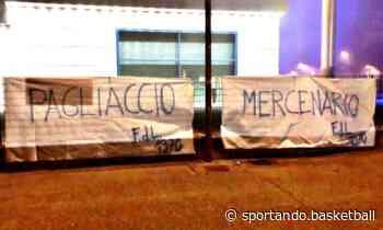 Striscioni contro Belinelli ad Ozzano e San Giovanni in Persiceto - Sportando