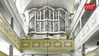 Dornburg: Orgel spielt die Hauptrolle zum Jubiläum - Ostthüringer Zeitung