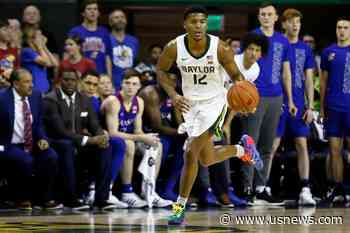 The Latest: No. 2 Baylor Hoops Makes Surprise Trip to Vegas