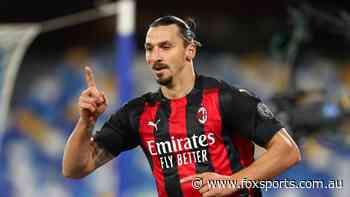 39-year-old legend Zlatan Ibrahimovic set for shock international return
