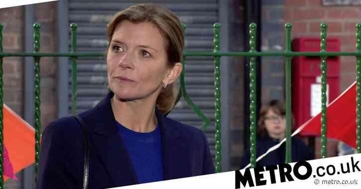Coronation Street spoilers: Devastating goodbye for Leanne after Oliver's death
