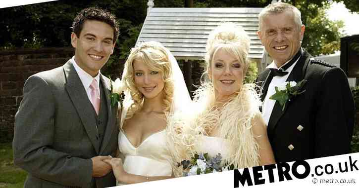 Hollyoaks revisits Jack Osborne and Becca Dean's double wedding in iconic flashback Favourite