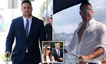 NRL star Jarryd Hayne breaks his silence in court in alleged rape case