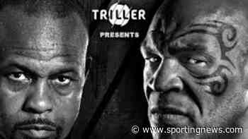 Mike Tyson vs. Roy Jones Jr. fight date, time, PPV price, odds & location for exhibition boxing match - Sporting News