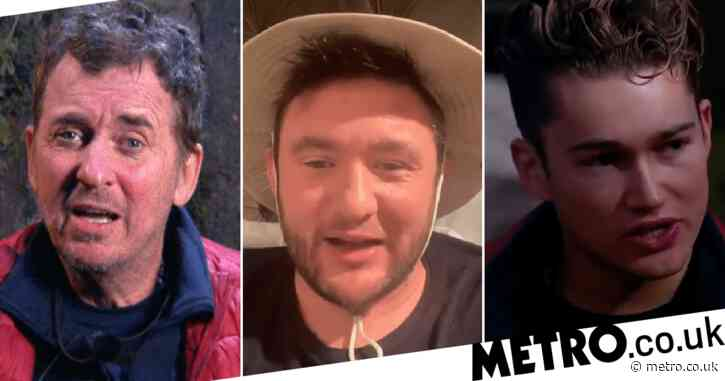 I'm A Celebrity 2020: Shane Richie's son hits out at claims dad is 'bullying' AJ Pritchard
