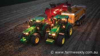 John Deere updates Machine Sync for tractors