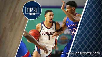 College basketball rankings: Gonzaga's impressive win vs. Kansas proves the No. 1 Zags deserve the top spot