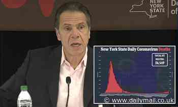 New York records deadliest day for COVID since May with 67 deaths as Gov. Cuomo unveils winter plan