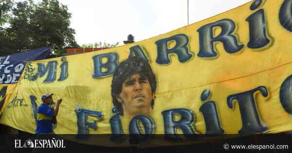 Villa Fiorito, el humilde barrio de Maradona: golpeado por la Covid y con su casa en ruinas - El Español