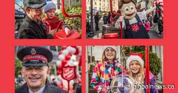 Global BC supports The Salvation Army: Fill The Kettle Campaign