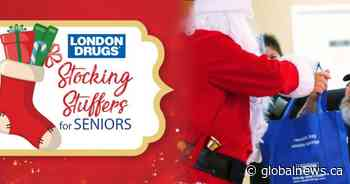 Global BC supports Stocking Stuffers for Seniors