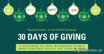 Global BC & 980 CKNW sponsors '30 Days of Giving' Campaign
