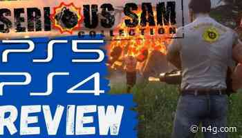Serious Sam Collection PS5, PS4 Review | Pure PlayStation