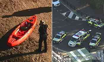 Woman, 30, drowns while kayaking at a popular lake north of Brisbane