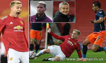 Donny van de Beek has FINALLY found a potentially key role in Manchester United's team