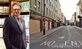 Fortnum & Mason boss gives dire forecast that a 'THIRD of British retail brands will disappear'