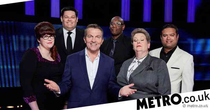 Anne Hegerty reveals The Chasers are getting a pay cut after show added new quizzer Darragh Ennis