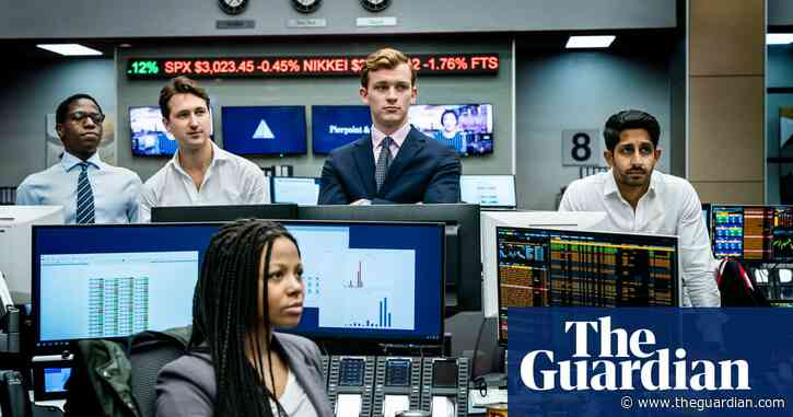 Industry: is the BBC's banking drama This Life for a new generation?