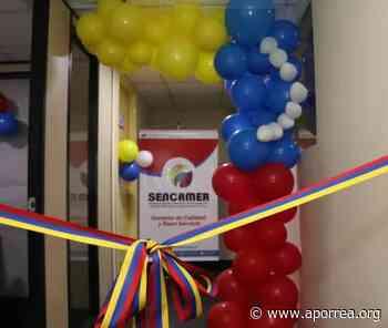Cojedes: Sencamer inaugura oficina de atención al público en Taguanes de Tinaquillo - Aporrea