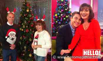 Lorraine Kelly reveals 'excitement and sadness' as Christmas countdown begins