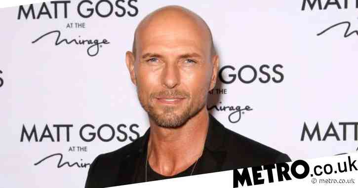 Bros star Luke Goss opens up on 'dark days' during lockdown and what saved him