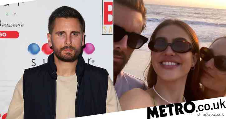 Amelia Hamlin, 19, 'thankful' for rumoured boyfriend Scott Disick, 37, as she shares selfie with reality star