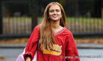 Strictly's Maisie Smith reveals body confidence struggles in candid post