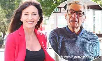 Davina McCall wishes her Alzheimer's-stricken dad Andrew a happy 76th birthday