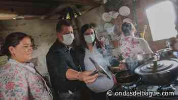 Habitantes de 13 veredas de zona rural de Casabianca, ya tienen acceso al servicio de gasificación - Emisora Ondas de Ibagué, 1470 AM