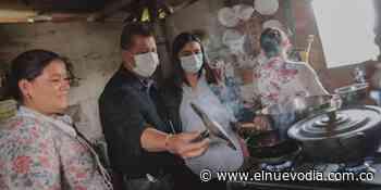 Habitantes de 13 veredas de Casabianca, ya tienen acceso al servicio de gasificación - El Nuevo Dia (Colombia)