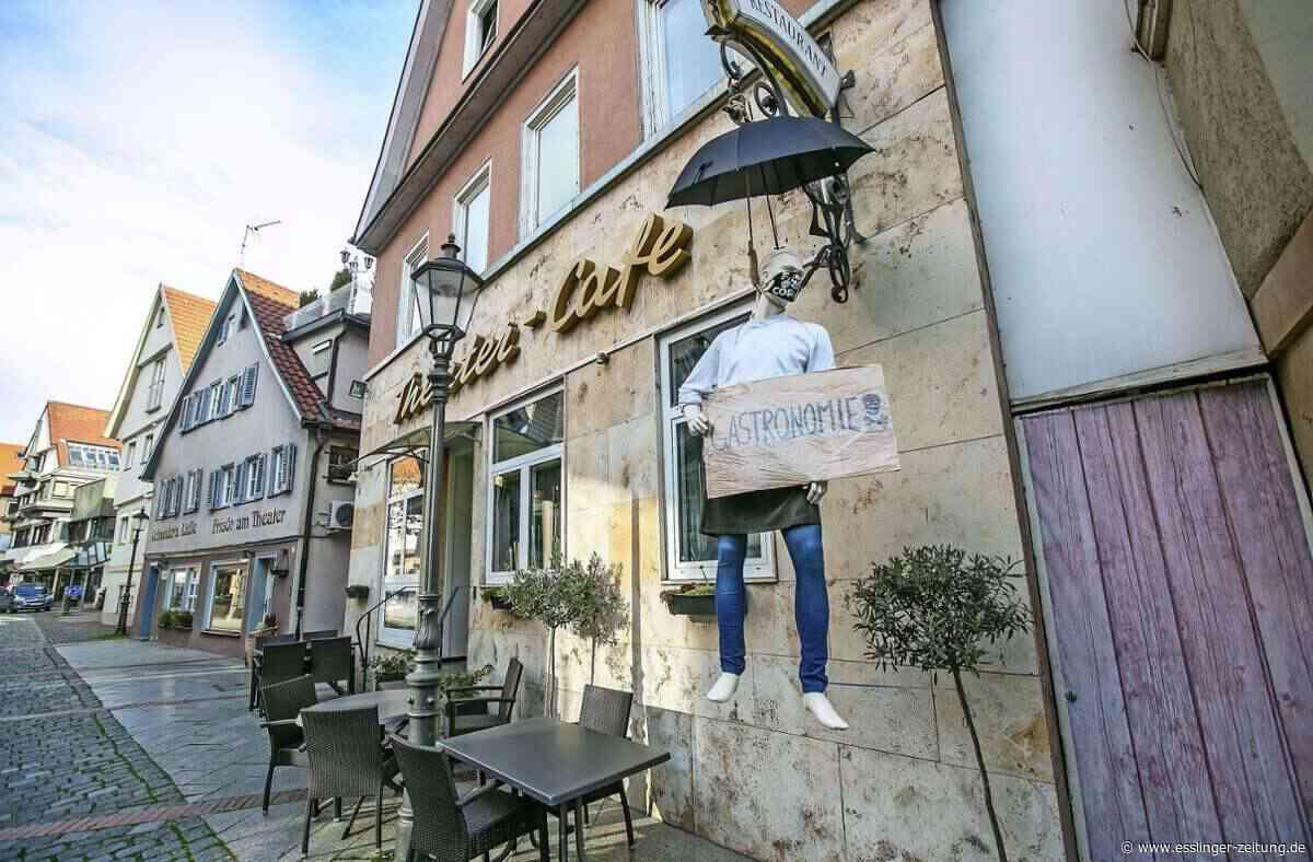Esslinger Reaktionen auf neue Corona-Regeln: Deprimierte Gastronomen und zurückhaltende Schulleiter - esslinger-zeitung.de