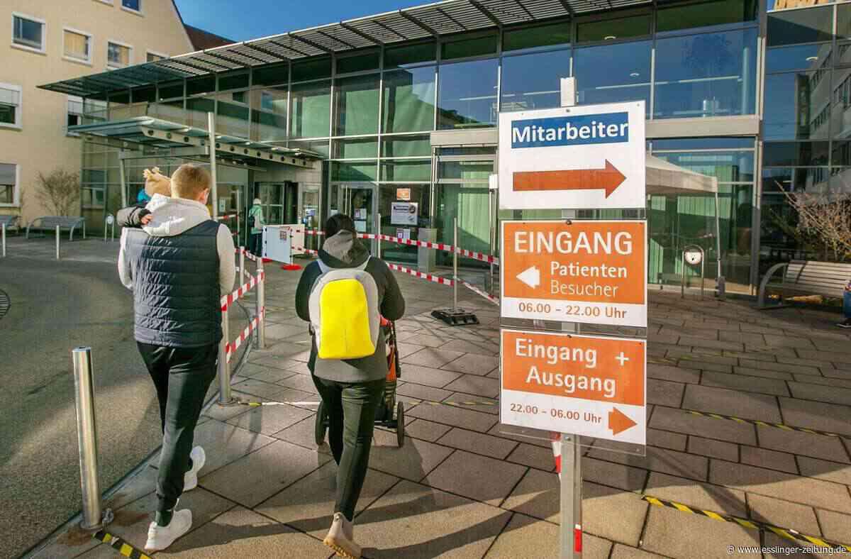 Corona-Ausbruch im Klinikum Esslingen: Der Tag nach dem Corona-Ausbruch - Esslingen - esslinger-zeitung.de
