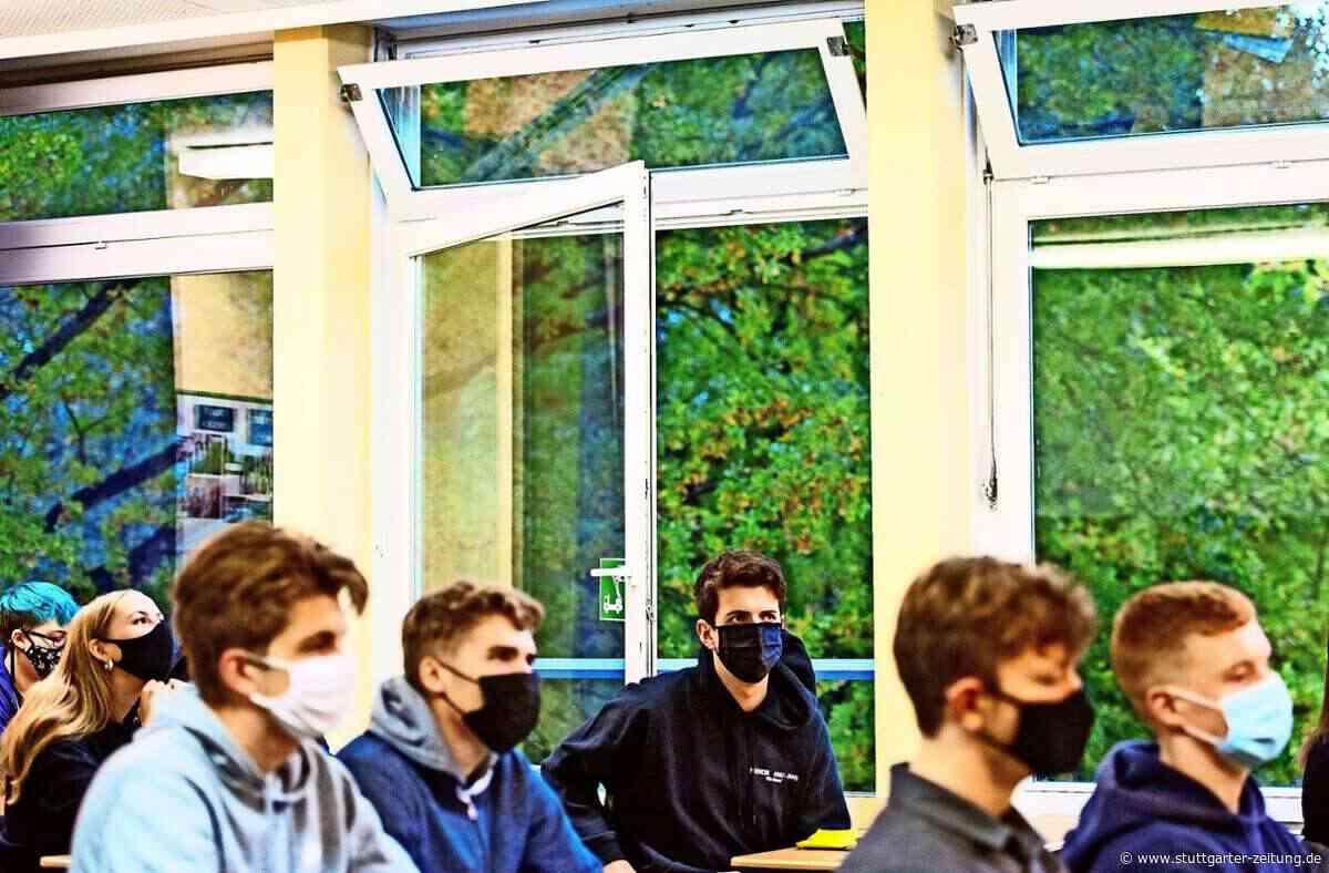 Leinfelden-Echterdingen - Für saubere Luft im Klassenzimmer - Stuttgarter Zeitung